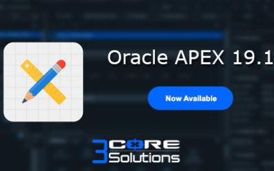 Oracle APEX 19.1
