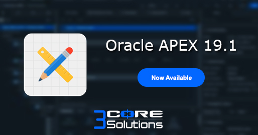 Oracle APEX 19.1