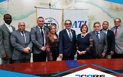 Firma de Acuerdo de Cooperacion