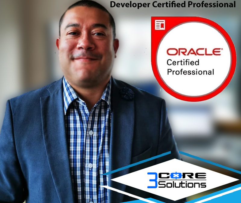 Oracle APEX Developer Certified Professional